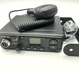 фото автомобильная радиостанция Megajet MJ 300 TURBO