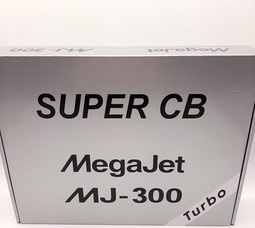 автомобильная радиостанция Megajet MJ 300 TURBO - фото 5