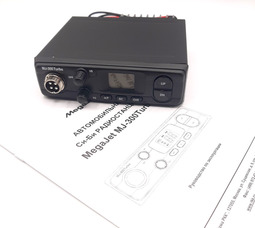автомобильная радиостанция Megajet MJ 300 TURBO - фото 8