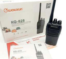 Радиостанция носимая Wouxun KG-828 до 10Ватт, UHFили VHF - фото 11