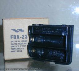 фото FBA-23 Контейн. под батар. для VX-6R, VX-7R