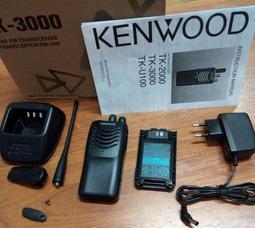 Портативная рация Kenwood ТК-3000 UHF 4Вт 16 каналов - фото 1