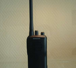 фото Портативная рация Kenwood TK-2107 VHF 5 Вт, 16 каналов