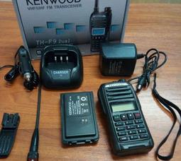 Портативная радиостанция Kenwood ТН-F9 DUAL 8 Вт 144/430МГц  - фото 3