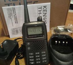 Портативная рация Kenwood TH - F5 8W 400-470МГц 16 каналов - фото 3