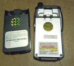 Портативная рация Kenwood TH - F5 8W 400-470МГц 16 каналов - фото 6