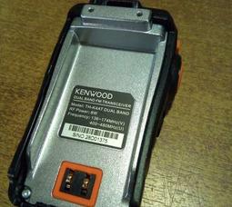Портативная рация Kenwood TH-K4AT Dual Band - фото 5