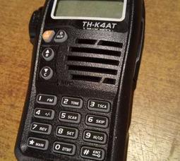 Портативная рация Kenwood TH-K4AT Dual Band - фото 7