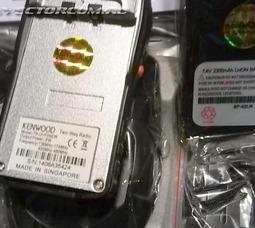 Портативная рация Kenwood TH-UVF5 двух-диапазонная 136-174/ 400-520МГц - фото 6