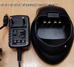Портативная рация Kenwood TH-UVF5 двух-диапазонная 136-174/ 400-520МГц - фото 8