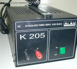 К-205 Блок питания 20А - фото 2