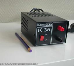 фото К-35 Блок питания, 3-5A, защита от КЗ