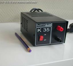 К-35 Блок питания, 3-5A, защита от КЗ - фото 2