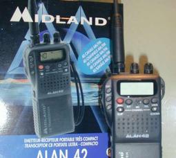 автомобильная радиостанция Alan 42 - фото 1