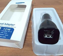 Разъём прикуривателя 1 USB Samsung (box)