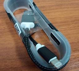 З/У провод (ткань) USB переход на IPHONE - фото 2