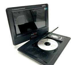 """Портативный медиаплеер Vector  ТВ DVD  Book 10"""" с поворотным экраном 270°  DVD+ цифровое TV  - фото 4"""