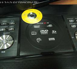TV Vector Book DVD/TV-плеер 14 дюймов - фото 3