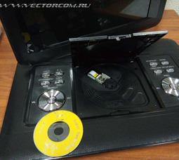 TV Vector Book DVD/TV-плеер 14 дюймов - фото 4