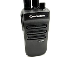 Радиостанция носимая Wouxun ET-588U 3Вт (400-470 МГц) Акб 1200 mAh