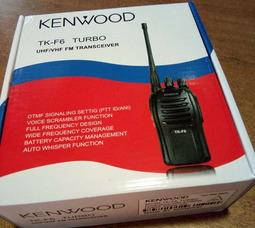фото Портативная рация Kenwood TK F6 TURBO 8W UHF(400-480МГц)