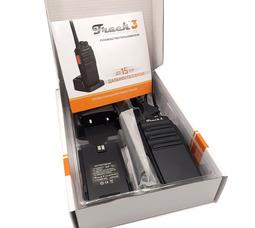 Портативная радиостанция  Track-3 UHF(400-470 МГц)  Li-on  3,7В  1800мАч - фото 10