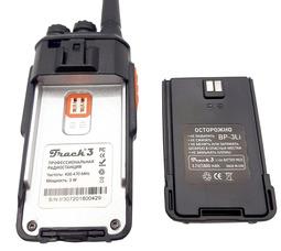 Портативная радиостанция  Track-3 UHF(400-470 МГц)  Li-on  3,7В  1800мАч - фото 8