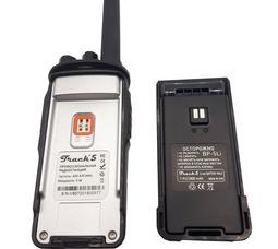 Портативная радиостанция  Track-5 UHF(400-470 МГц)  5Вт Акб 7,4в 1800 mAh Li-On - фото 7
