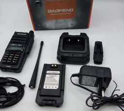 Портативная рация BaoFeng BF-R760 IP-67 Портативная радиостанция - фото 4