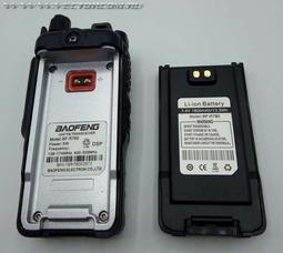 Портативная рация BaoFeng BF-R760 IP-67 Портативная радиостанция - фото 7