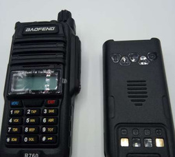 Портативная рация BaoFeng BF-R760 IP-67 Портативная радиостанция - фото 8