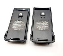 BP-5 Li-on 7.4в 1800мАч для рации Track5 - фото 5