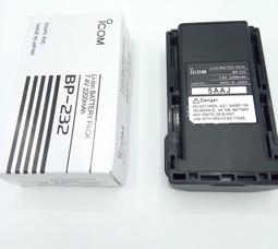 Аккумулятор BP-232Н Li-on 7, 4в 2250мAh АКБ для Icom - фото 4