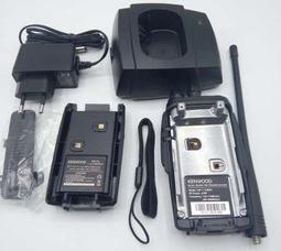 Портативная рация TK-UVF1 (Turbo) 9Вт Kenwood Портативная радиостанция - фото 1