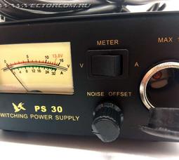 фото Vector PS30 20А 220/13.8V Импульсный нерегулируемый блок питания