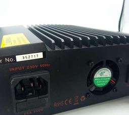 Vector DM30 20А 220/13.8V Импульсный регулируемый стабилизированный блок питания - фото 2