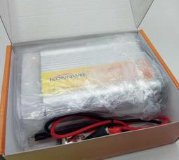 KONNWEI 500 Преобразователь Вх.24V-Вых.220V 500 Вт +5в USB - фото 7