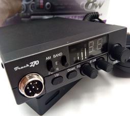 Автомобильная радиостанция Track 270 СВ27 МГц, 8 Вт, 12 / 24В - фото 1