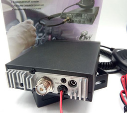 Автомобильная радиостанция Track 270 СВ27 МГц, 8 Вт, 12 / 24В - фото 3