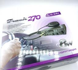 Автомобильная радиостанция Track 270 СВ27 МГц, 8 Вт, 12/24В   - фото 5