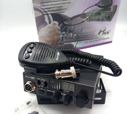 Автомобильная радиостанция Track 270 СВ27 МГц, 8 Вт, 12 / 24В - фото 5