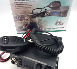 Автомобильная радиостанция Track 308 СВ27 МГц, 8 Вт, 12/24В   - фото 4