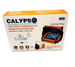 Подводная видеокамера Calypso UVS 03 PLUS (обновленная версия) - фото 1