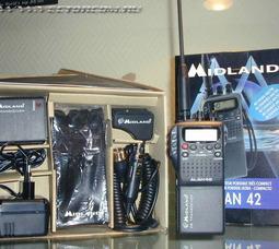 автомобильная радиостанция Alan 42 - фото 3