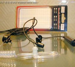 TA-5141(GA-10C) – 3-х проводная гарнитура скрытого ношения с воздуховодом - фото 1
