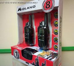 Портативная рация Midland LXT 425 LPD - фото 1