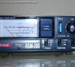 ROGER RSM 200 1,8 – 160 МГц, 200 – 400Вт - фото 1