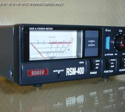 ROGER RSM 400 140-525 МГц, 200 – 400Вт - фото 1