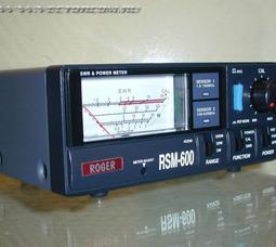 ROGER RSM 600 1,8 – 160, 140-525 МГц, 200 – 400Вт - фото 2