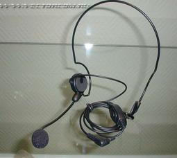 Гарнитура 1031 (P720) для Kenwood c затылочным креплением - фото 2
